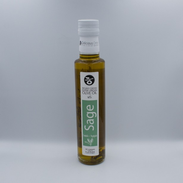 Olive Oil with Sage 250ml
