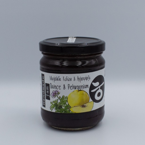Quince and Pelargonium Jam 250gr
